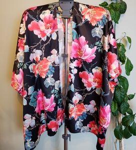 Floral Kimono Handmade in Canada
